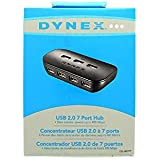 Dynex USB 2.0 7 Port Hub