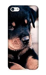High Quality Tpu Case/ Animal Rottweiler Dog Mxfdph-5861-hajtwzg Case Cover For Iphone 5c For New Year's Day's Gift
