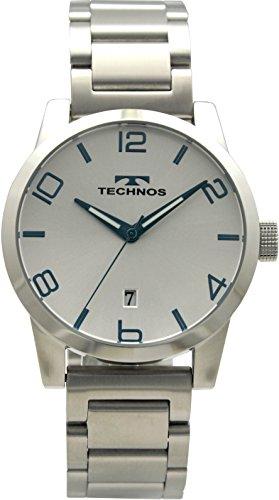 [テクノス]TECHNOS 3針 デイト T9562SS メンズ