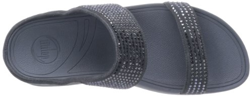 Slide fitflop Women's Pewter Sandal Flare wr6dqEw