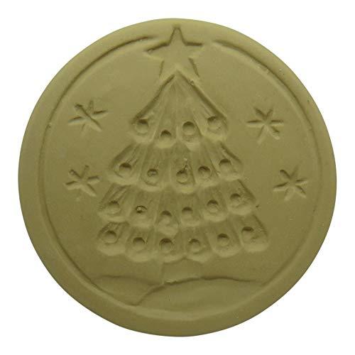 Brown Bag Tree Cookie Stamp - Christmas Series by Brown Bag