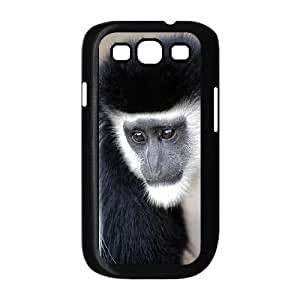 TOSOUL Phone Case Monkey Hard Back Case Cover For Samsung Galaxy S3 I9300