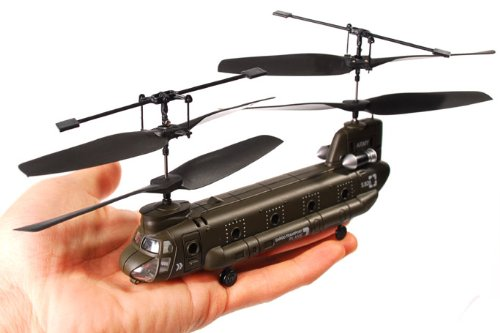 3 Channel Micro Indoor Helicopter - 4