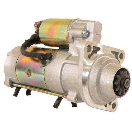 DB Electrical SPR0011 Starter For Bobcat Skid Steer Loader A220 T200 863 864 873 883 S250 Deutz BF4M1011F Diesel / 6676958, 6685191 /TM000A29001 by DB Electrical