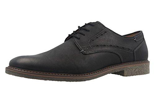 Fretz Homme, Chaussures À Lacets Homme Noir Noir