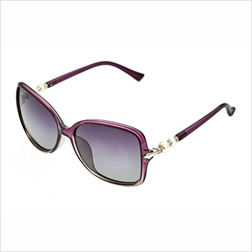 Gafas Light Color HOME Outdoor Drive de Moda Gafas 5 Box Travel Polarized 5 Street QZ Beat Big Sol Pearl 0ZaFwqw