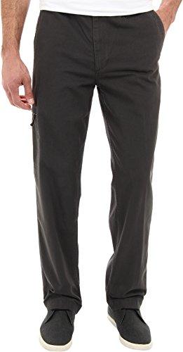 Dockers Men's Comfort Cargo D3 Classic-Fit Flat-Front Pant, Steelhead, 33W x 29L ()