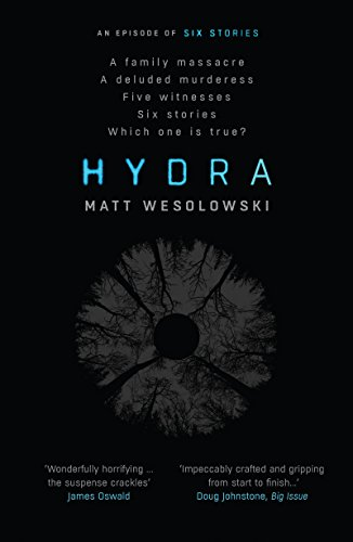 Hydra (Six Stories Series) cover