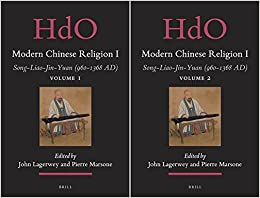 Modern Chinese Religion I (2 vol.set) (Handbook of Oriental Studies. Section 4 China)
