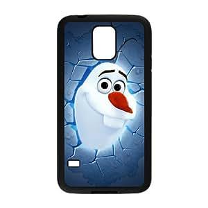 Cartoon Olaf for Samsung Galaxy S5 Phone Case 8SS458518
