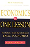 Economics in One Lesson, Henry Hazlitt, 0517548232