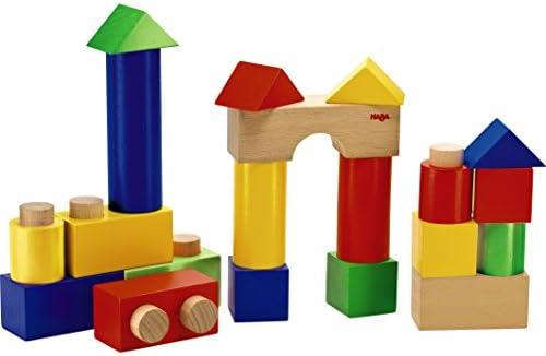 Haba Stack Play Building Blocks