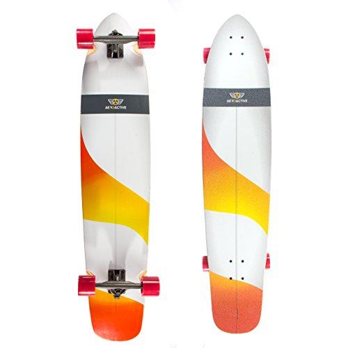 quest skateboard longboard - 7