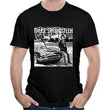NBTJOOL 2018 Bruce T-Shirts Springsteen Cotton Men's T-Shirts Short Sleeve Tees & Tops Clothing
