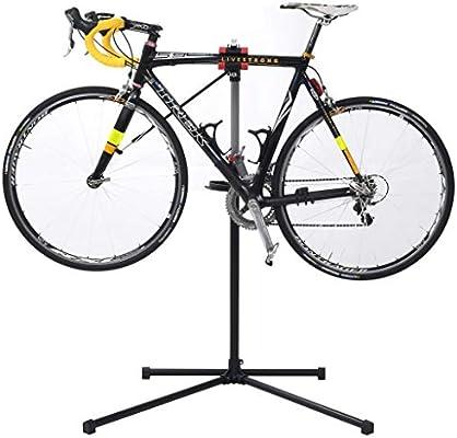mewmewcat Soporte de reparación para Bicicleta, para Taller ...