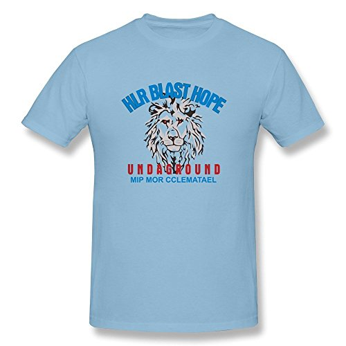 SNOWANG Men's Uncollected Tiger T-shirt L