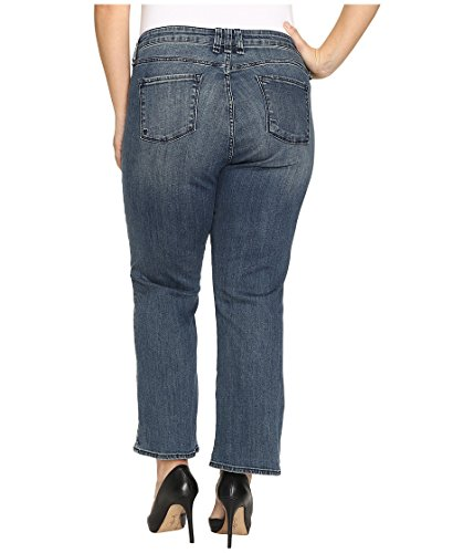 c02e60d507f 70%OFF KUT from the Kloth Women s Plus Size Reese Crop Flare Jeans ...
