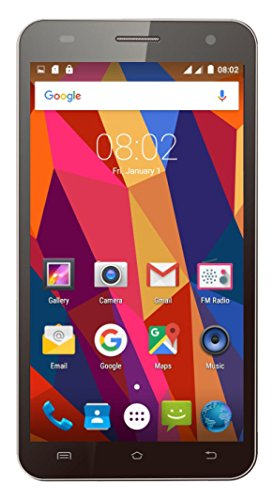 RCA 5-inch Unlocked Quad core, Quad band, Dual SIM, Android World Smartphone with High Res IPS Touchscreen and Dual Camera - Band Unlocked Gsm Bluetooth