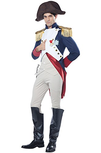 California Costumes Men's Napoleon French Emperor Costume,