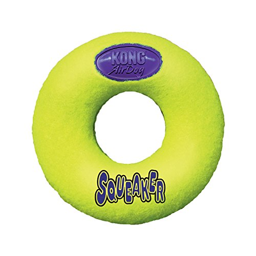 KONG Squeaker Donut Large (Donut Dog Toy)