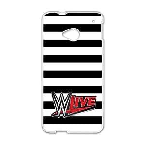 HTC One M7 Phone Case International Raw WWE W Designed J58783