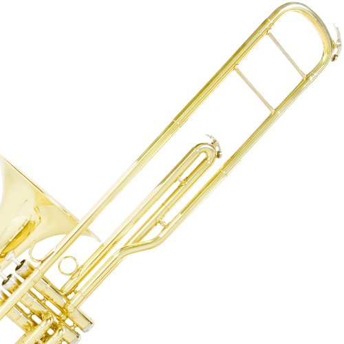 Cecilio 4Series TB-480 Bb Valve Trombone with Monel Valves by Cecilio (Image #5)