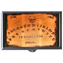 Ouija Board Occult Skull Coin, Mint or Pill Box: Made in USA!