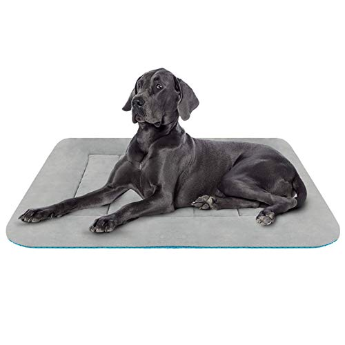 Hero Dog Large Dog Bed Crate Pad Mat 42 Inch Washable