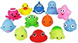 Click N' Play Assorted Colorful Bath Squirters