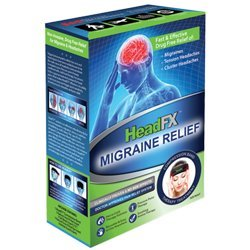 Natural Fast and Effective Migraine relief Medical Device