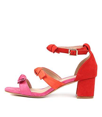 I Shoes LOVE Heels FUCHSIA Pauletta Womens BILLY Womens MICROSUEDE MULTI qqxFrR