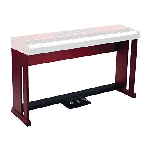 Nord Wood Keyboard Stand for All Nord Stage and Piano 88-Key Instruments (NWKS) (Piano Stand Wood)