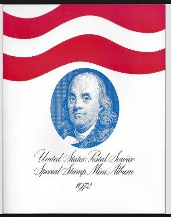 United States Postal Service Special Stamp Mini-Album - Mini Stamp Album