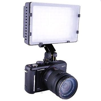 Pro 160-LED Video Camera Light for Canon 1300D1200D 100D200D  sc 1 st  Amazon UK & Pro 160-LED Video Camera Light for Canon 1300D1200D: Amazon.co.uk ... azcodes.com