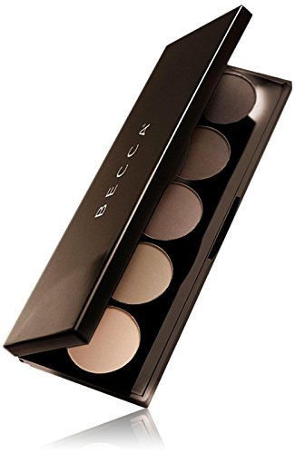 Becca Ombre Nudes Eye Palette, 0.29 Ounce (Best Neutral Eyeshadow Palette)