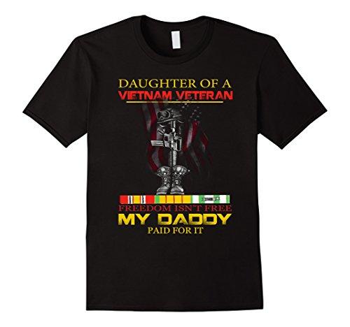 Daughter Of A Vietnam Veteran T - Shirt Vietnam T