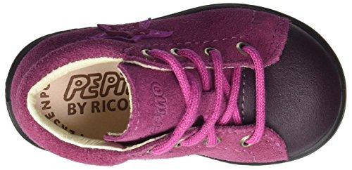 Ricosta Baby Mädchen Andi-S Sneaker Fuchsia