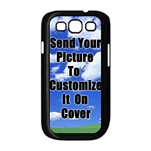 Accept Customization Style Hard Case Cover for Galaxy S3 I9300
