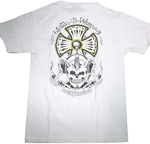 x VOLUME4 コラボ TOSHIKAZU NOZAKA Tシャツ 白