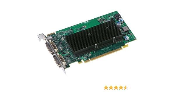 MATROX GRAPHICS M9120-E512F The Matrox M9120 graphics card