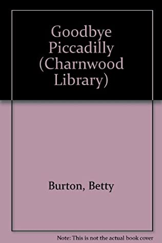 book cover of Goodbye Piccadilly