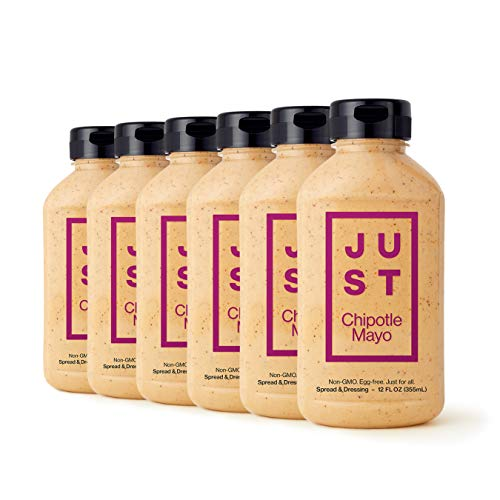 JUST Chipotle Mayo, Non-GMO, 12oz