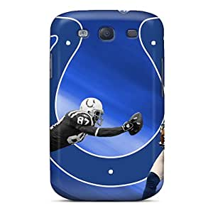 New Shockproof Protection Cases Covers For Galaxy S3/ Indianapolis Colts Cases Covers