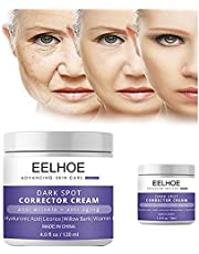2PCS Dark Spot Corrector Cream for Face & Body, Anti Aging Face Moisturizer for Women, Skin Nourishing Cream for All Skin Tone, Spot Fade Remover Diminisher for Men and Women