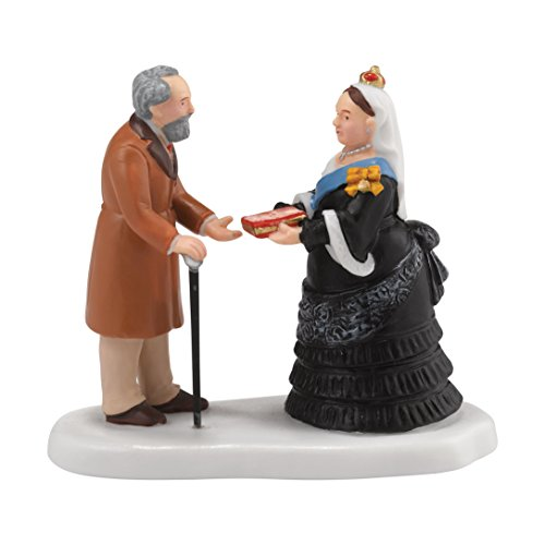 Department 56 Dickens' Village Queen's Journal Accessory Figurine, 2.675 - At Highland Village Shops