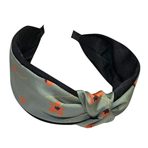 VOWUA Hairband Elegant Charming Lace Dot Headband Creative Wide-brimmed Headwear Accessories Headband 1PC