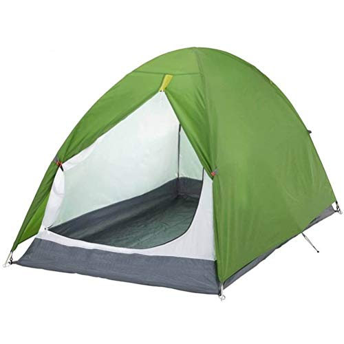 Zhangpeng Lightweight and Breathable Mosquito Camping Tent Outdoor Double Waterproof and Windproof Camping Hiking Tent