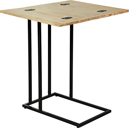 Serta FUST10079A Harton C Side Table, Natural