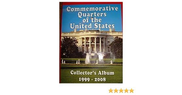 Commemorative Quarter Album 1999-2008 U.S