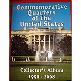 AMERICA/'S COMMEMORATIVE COLLECTOR/'S ALBUM-NEW 1999-2008 STATEHOOD QUARTERS